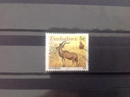 Zimbabwe - Dieren (5) 1990 - Zimbabwe (1980-...)