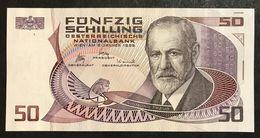 Austria 50 SCHILLING 1986 Fds Lotto 1985 - Austria