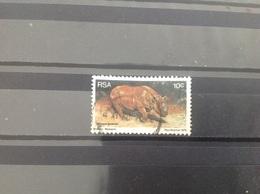 Zuid-Afrika / South Africa - Neushoorns (10) 1976 - Zuid-Afrika (1961-...)