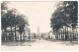Camp De Beverloo - Vue Sur Le Village 19..  (Geanimeerd) - Leopoldsburg