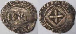 Rhône Alpes Auvergne Savoie Chambéry 1420 Quart De Gros 2è Type Amédée VIII - 476-1789 Feodale Periode