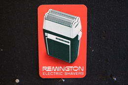Playing Cards / Carte A Jouer / 1 Dos De Cartes Avec Publicité /  Remington, Electrique Shavers - Cartes à Jouer