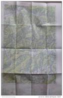 134 Passail 1979 - Österreichische Karte 1:50.000 Mit Wegmarkierungen - Herausgegeben Vom Bundesamt Für Eich- U. Vermess - Landkarten
