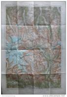 152 Matrei In Osttirol 1947 - Österreichischen Karte 1:50.000 - Herausgegeben Vom Bundesamt Für Eich- U. Vermessungswese - Maps Of The World