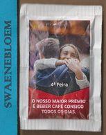 Suikerzakje.- Portugal 1 X Sachet De Sucre. Delta Cafés. 4a Feira. ESCOLHA 2016 - Sugars