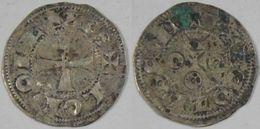 Nouvelle Aquitaine Charente Angoulème Denier Immobilisé Au Nom De Louis. - 476-1789 Monnaies Seigneuriales