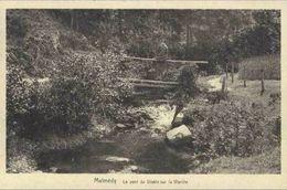MALMEDY - Le Pont Du Diable Sur La Warche - Edit. : X. Delputz, Cartes-vues En Gros, Malmedy. N° 62 - N'a Pas Circulé - Malmedy
