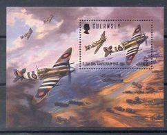 GUERNESEY Timbre Neuf ** De 1994 ( Ref 5487 )  Avion - 2ème Guerre Mondiale - Guernsey