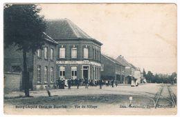 Bourg-Léopold - Vue Du Village 1906  (Geanimeerd) - Leopoldsburg