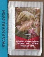 Suikerzakje.- Portugal 1 X Sachet De Sucre. Delta Cafés. Sábado. ESCOLHA 2016 - Sugars