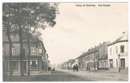 Bourg-Léopold - Rue Royale 1909 - Leopoldsburg