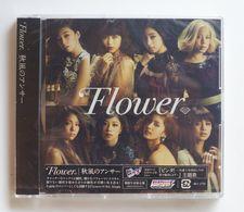 """CD : """" Akikaze No Ansā """" Flower ( AICL-2750 Onenation/Sony 2014 ) - Disco & Pop"""