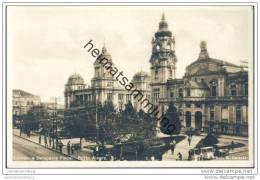 Porto Alegre - Correio E Delegacia Fiscal - Foto-AK 30er Jahre - Porto Alegre