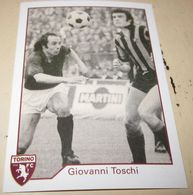 TORINO FC LE FIGURINE ERREDI  2013/14  N. 332 Giovanni Toschi - Other