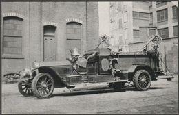 Philadelphia Fire Department American LaFrance, Pipe Line 3 - Raum Postcard - Trucks, Vans &  Lorries