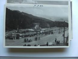 Zwitserland Schweiz Suisse  BE Thun Dampfschiffstation Mit Dampschiff - BE Berne