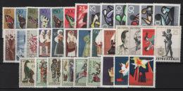 Jugoslavia 1964 Annata Completa / Complete Year Set **/MNH VF - 1945-1992 Socialist Federal Republic Of Yugoslavia