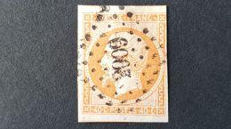 Timbre Napoléon III - Oblitérés - 2909 Losange - 1853-1860 Napoleon III