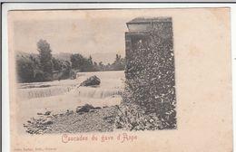Cp , 64 , OLORON-SAINTE-MARIE , Environs , Cascades Du Gave D'Aspe - Oloron Sainte Marie