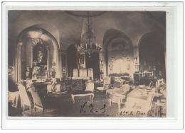 Environs De SAUVETERRE DE BEARN - CARTE PHOTO - Intérieur De Château - Très Bon état - France