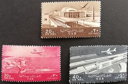 Egypt 1963 - Poste Aérienne