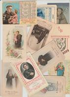 SANTINO CALENDARIO N. 11 CALENDARIETTI ANNI: 1899  1948 1949 1950 1953 1957 1961  1982 - Devotion Images