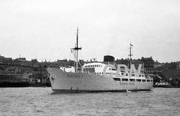 7X5 PHOTO OF KRONPRINS FREDERICK - Boats