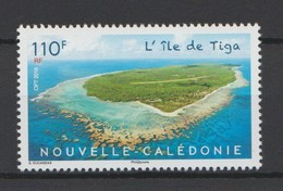 """Nouvelle Calédonie 2016 : """" Île De Tiga """" - Neuf ** - - Unused Stamps"""