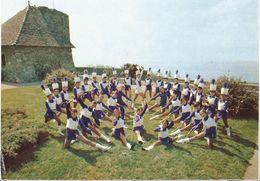 CPSM -  Thonon Les Bains - Majorettes De Chablais - Championnes Rhone Alpe  ESPOIR 1974 - Thonon-les-Bains