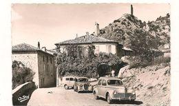 Volonne - Hotel Touring -  Automobiles - CPSM° - Autres Communes
