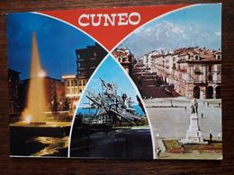 L6/91 Italie. Cuneo. Multivues - Cuneo