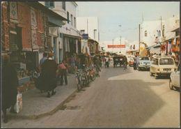 Centre Commerciale, Nabeul, C.1980s - Chamam CPM - Tunisia