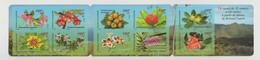 """Nouvelle Calédonie 2015 : Les Fleurs Endémiques De Nouvelle Calédonie"""" - Carnet 10 Timbres à 110F - Neufs ** - - Booklets"""
