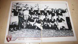 TORINO FC LE FIGURINE ERREDI  2013/14  N. 342-343 1927-28 Il Primo Scudetto - Other