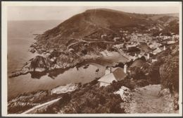 The Harbour Entrance, Polperro, Cornwall, C.1930s - Frith's RP Postcard - England