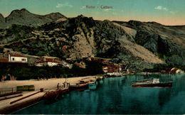 CATTARO   KOTOR    MONTENEGRO - Montenegro