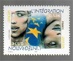 France 2006 L'intégration Enki Bilal, - Frankrijk