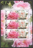 N953 PITCAIRN ISLANDS FLORA FLOWERS 1KB MNH - Plants