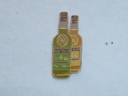 Pin's BOUTEILLES DE CHARTREUSE - Beverages