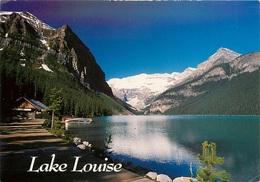 CPSM Lake Louise                  L2636 - Lac Louise