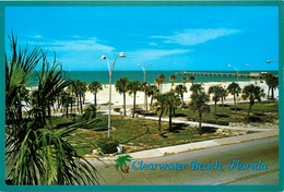 CPSM Clearwater Beach                   L2636 - Clearwater