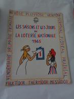 Les Saisons Et Les Jours De La Loterie Nationale 1965 - Andere