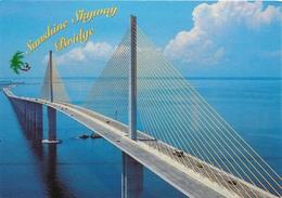 CPSM Sunshire Skyway Bridge-Florida                   L2636 - Etats-Unis