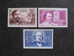 TB Série N° 462 à 464, Neufs XX. - Ungebraucht