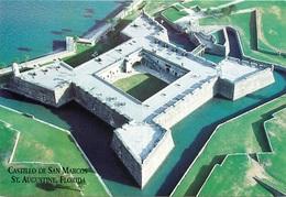 CPSM St Augustine-Castillo De San Marcos-Florida                   L2636 - St Augustine