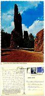 United States 1976 Postcard Totem Pole Rock - Black Hills, South Dakota - Verenigde Staten