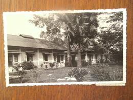 Fotokaart  Vue Du Guest House Sabena  Léopoldville  Met 4 Zegels (Palmen) - Belgian Congo - Other