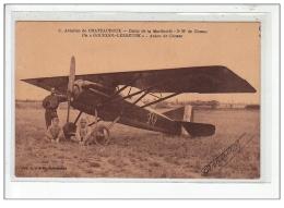 CHATEAUROUX : Camp De La Martinerie, Avion De Chasse - Tres Bon état - Chateauroux