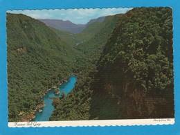 GUYANA: KAIETEUR FALL GORGE. - Cartoline