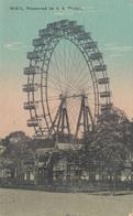 WIEN, Riesenrad Im K.k.Prater, Gel.1926, Gute Erhaltung - Prater